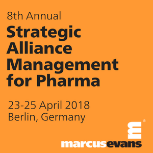 8th annual strategic alliance management for pharma