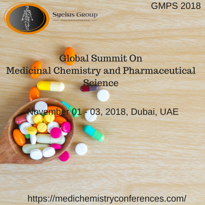 Global Summit On Medicinal Chemistry and Pharmaceutical Science