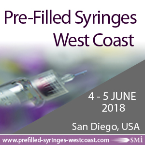 Pre Filled Syringes West Coast 2018